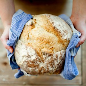 Enzyme Ameliorative For Rustic Bread
